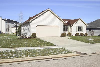 Kenosha Single Family Home For Sale: 9310 62nd Pl