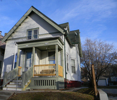 Milwaukee WI Two Family Home For Sale: $229,000