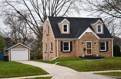 West Allis Single Family Home Active Contingent With Offer: 2025 S 93rd St