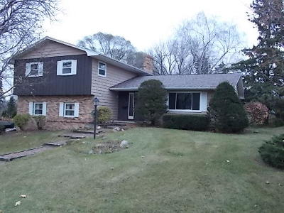 Fort Atkinson WI Single Family Home Active Contingent With Offer: $179,000