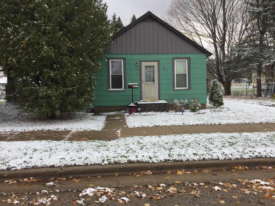 Single Family Home For Sale: 2211 Thomas St