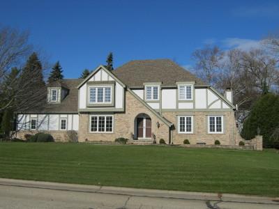 Racine Single Family Home For Sale: 3338 Foxwood Rd