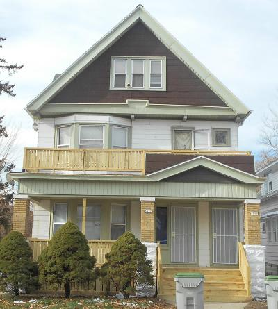 Milwaukee County Two Family Home For Sale: 3517 N 23rd St #3519