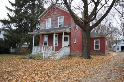 Whitewater Single Family Home For Sale: 268 S Janesville St