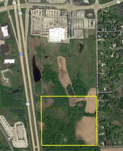 Saukville Residential Lots & Land For Sale: Pcl0 Northwoods Rd