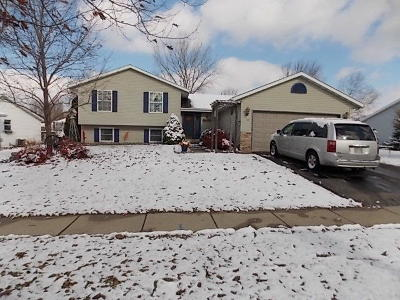Fort Atkinson WI Single Family Home For Sale: $242,500