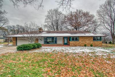 Waukesha Single Family Home Active Contingent With Offer: 20965 Villa Ct