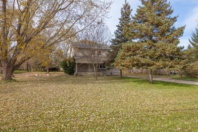 Jefferson County Single Family Home Active Contingent With Offer: N6493 Elm Dr