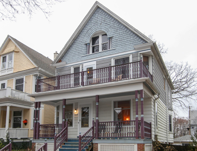 Milwaukee Single Family Home For Sale: 3369 N Newhall St