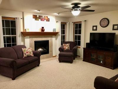 Lisbon Single Family Home Active Contingent With Offer: N59w26287 Indian Head Dr