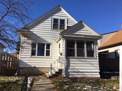 West Allis WI Single Family Home For Sale: $119,900