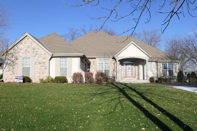 Washington County Single Family Home Active Contingent With Offer: N98w14624 Elmwood Dr