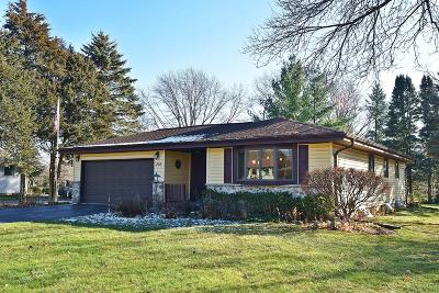 Eagle WI Single Family Home For Sale: $229,900