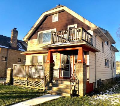 Milwaukee Two Family Home For Sale: 2243 N 60th St #2245
