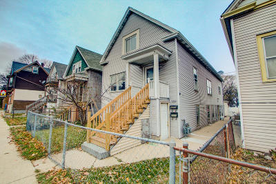 Milwaukee Two Family Home For Sale: 2028 W Lincoln Ave #2030