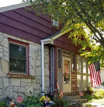 Washington County Single Family Home Active Contingent With Offer: 411 W Rogers St