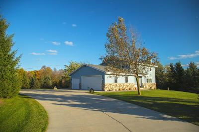West Bend Single Family Home For Sale: 4477 Plantation Way