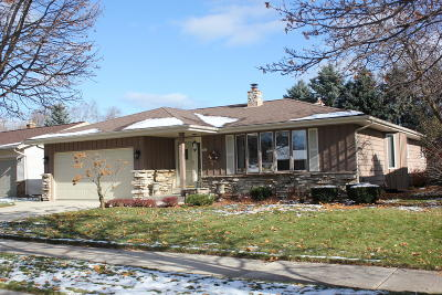 Sheboygan Single Family Home Active Contingent With Offer: 2415 W Mark Dr