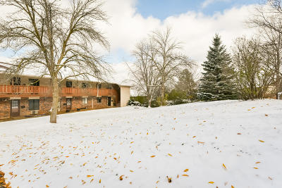 Condo/Townhouse Active Contingent With Offer: 1356 Greenhedge Rd #C8