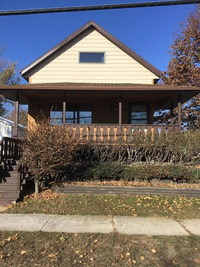 Sheboygan Single Family Home For Sale: 918 Humboldt Ave