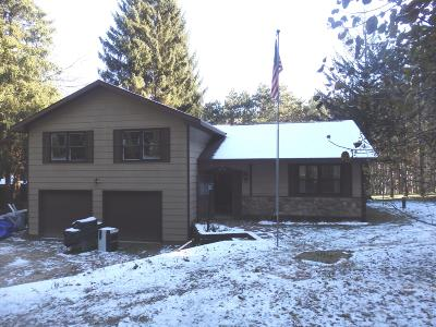 Eagle Single Family Home Active Contingent With Offer: N9358 Glacier Dr