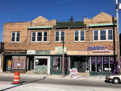 Milwaukee Multi Family Home For Sale: 2612 W Greenfield #2620
