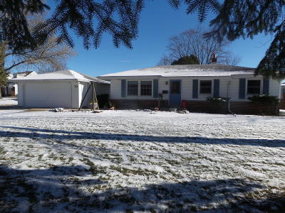 Single Family Home For Sale: W148n8066 University Dr