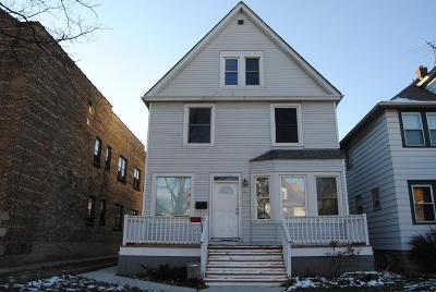 Milwaukee Two Family Home For Sale: 3321 N Oakland Ave