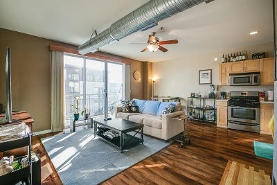 Milwaukee Condo/Townhouse For Sale: 2080 N Commerce St #410