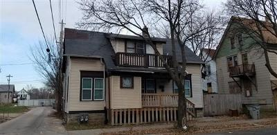 Milwaukee Two Family Home For Sale: 2012 W Burleigh St
