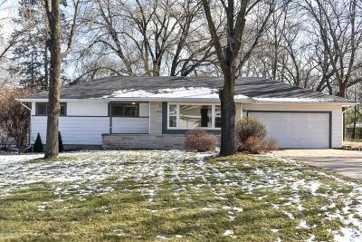 Single Family Home Active Contingent With Offer: W150n6116 Pocahontas Dr