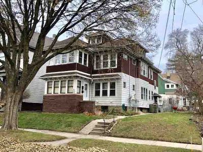 Milwaukee Two Family Home For Sale: 2608 S Wentworth Ave #2610