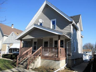 West Allis Two Family Home For Sale: 1744 S 70th St