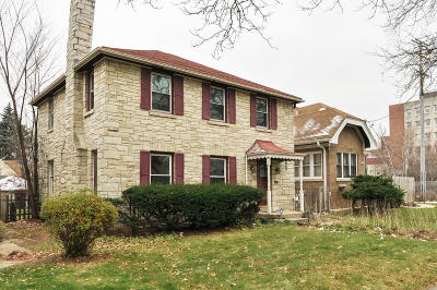 Milwaukee Single Family Home For Sale: 3124 N 51st Blvd