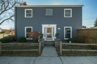 Single Family Home For Sale: 1201 William St