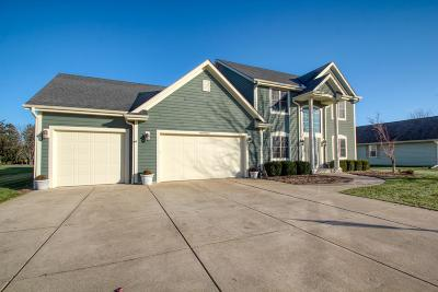 Oconomowoc Single Family Home Active Contingent With Offer: W347n5810 Foxglove Ct