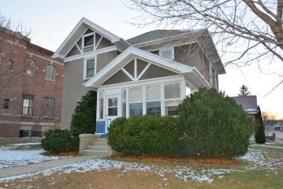 Single Family Home For Sale: 35 N Madison St