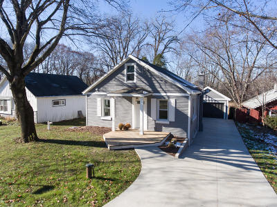 East Troy Single Family Home Active Contingent With Offer: N9199 Deer Path Rd