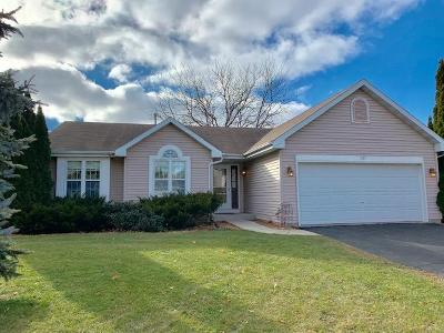 Fort Atkinson WI Single Family Home For Sale: $194,900
