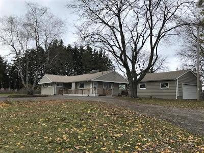 Waukesha Single Family Home For Sale: 29158 W Venture Hill Rd