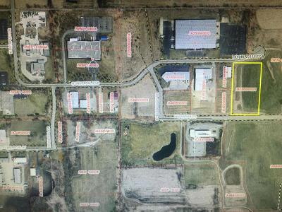 Whitewater Residential Lots & Land For Sale: Lt2b Innovation Dr