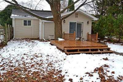 Nashotah Single Family Home For Sale: W342n4868 Oak Ln