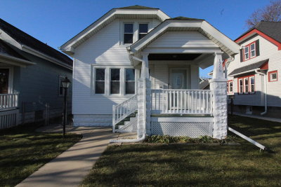 West Allis Single Family Home Active Contingent With Offer: 1765 S 72nd St