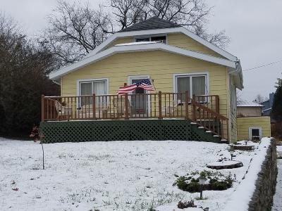Kenosha Single Family Home For Sale: 4015 12th St