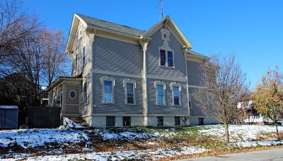 Sheboygan Multi Family Home For Sale: 325 Wisconsin Ave