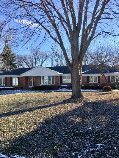Brookfield Single Family Home For Sale: 16365 Shagbark Ln