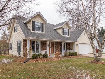 Ozaukee County Single Family Home Active Contingent With Offer: N26w5350 Polk St