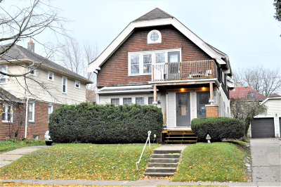 Wauwatosa Two Family Home For Sale: 5803 W Wells St #5805