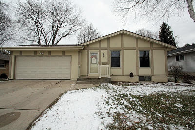 West Bend Single Family Home Active Contingent With Offer: 1401 Walnut St