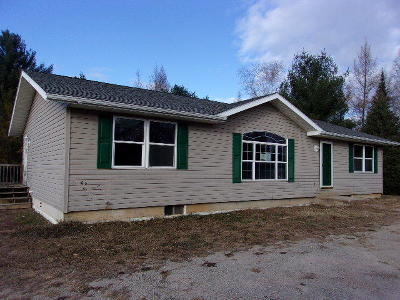 Single Family Home For Sale: 6209 N Spur Rd.